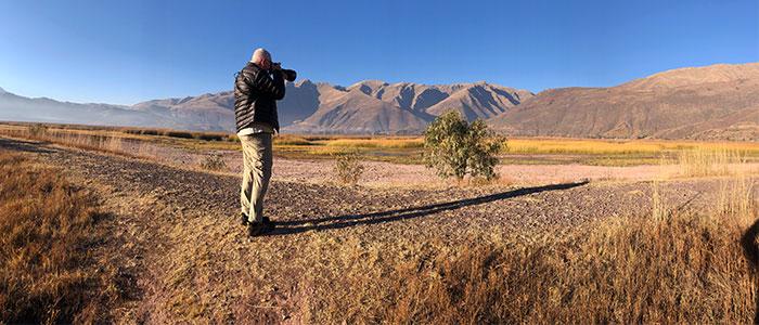 Birding in Cuzco - Peru