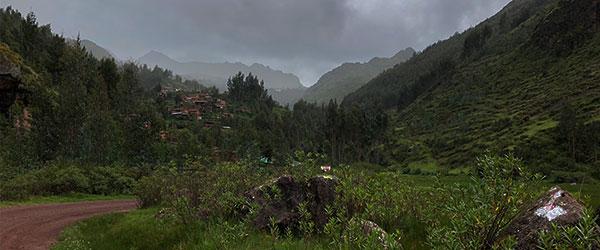 Cuzco Birding Route
